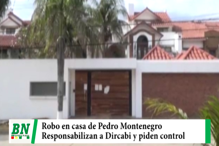 Lee más sobre el artículo Caso Montenegro, fiscalía lo imputará por narcotráfico, robo a casa y culpan a Dircabi