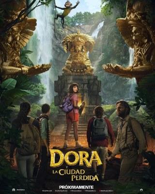 Lee más sobre el artículo 'Dora y la Ciudad Perdida': La niña exploradora cobra vida en la pantalla grande