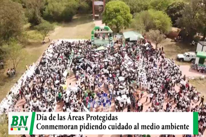 Lee más sobre el artículo Estudiantes conmemoran junto a Gobernación Día de las Áreas protegidas, ven descuido del Gobierno