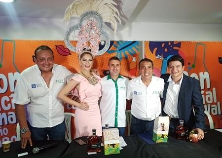 Lee más sobre el artículo Flor de Caña fue nombrado el ron oficial del Carnaval Cruceño 2020