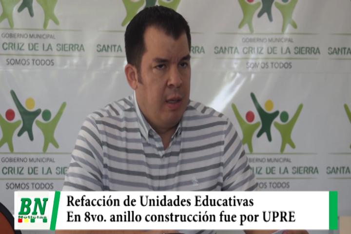 Lee más sobre el artículo Municipio asegura refaccionaron U. E. de su dependencia, reclamos de vecinos es por los construidos por el UPRE