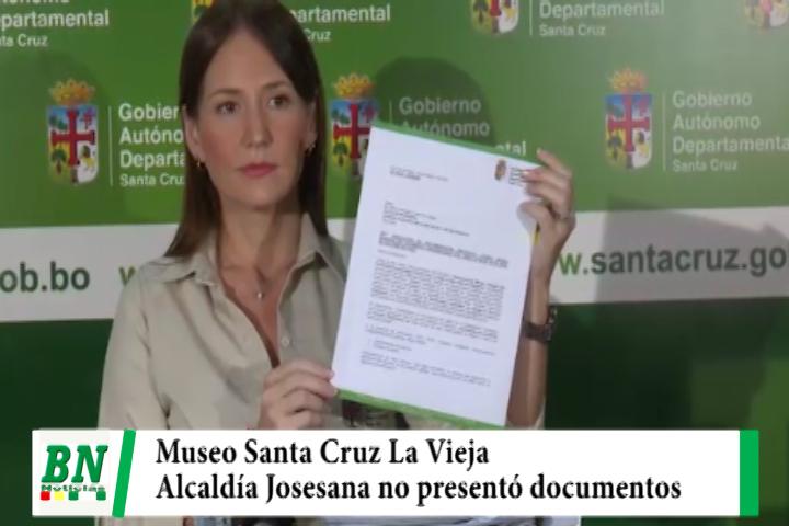 Lee más sobre el artículo Alcaldía de San José no presentó documentación y Museo Santa Cruz la Vieja no puede ser financiado