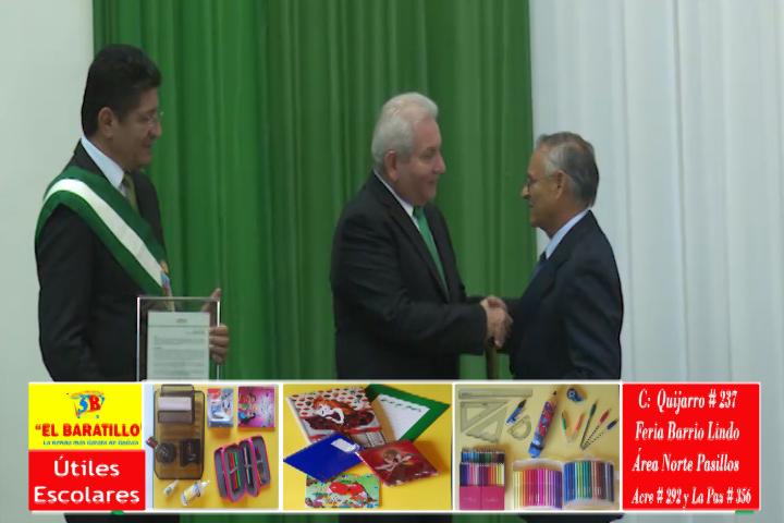 Lee más sobre el artículo 459 años de fundación de Santa Cruz y ven como el futuro de Bolivia, rinden homenaje y van por mayor autonomía e inversión