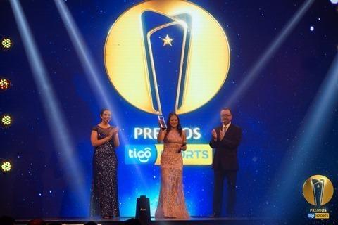 Lee más sobre el artículo Los mejores deportistas del país fueron reconocidos en los Premios Tigo Sports