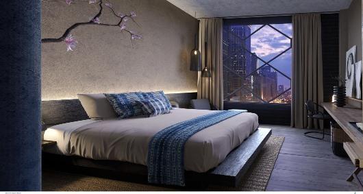 Lee más sobre el artículo Desde julio, Nobu Hotel se instala en el corazón de Chicago