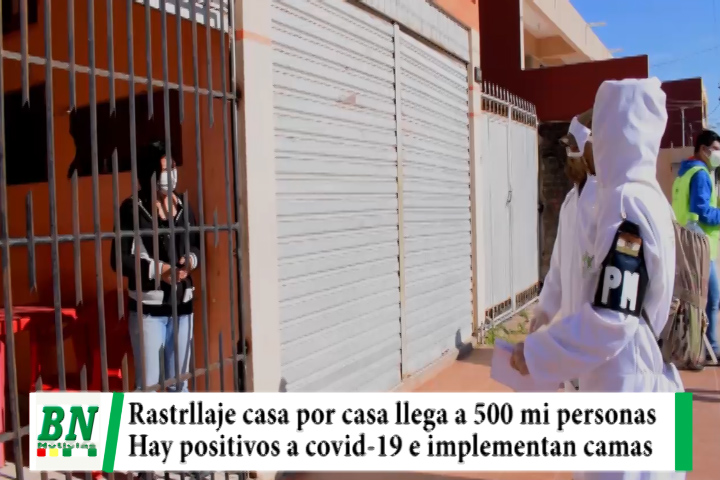 Lee más sobre el artículo Alerta coronavirus, Rastrillaje llega a 500 mil personas y encuentran 142 positivas, implementan camas