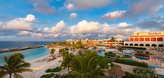 Lee más sobre el artículo El paraíso azteca de Hard Rock Hotel Riviera Maya abrió sus puertas luego de 78 días de cierre temporal