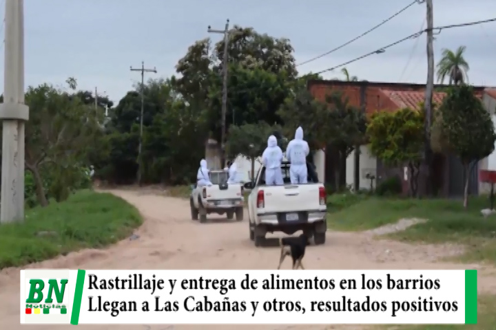 Lee más sobre el artículo Rastrillaje en Las Cabañas llega con alimentos, limpieza y atención médica, Municipio asegura resultados positivos