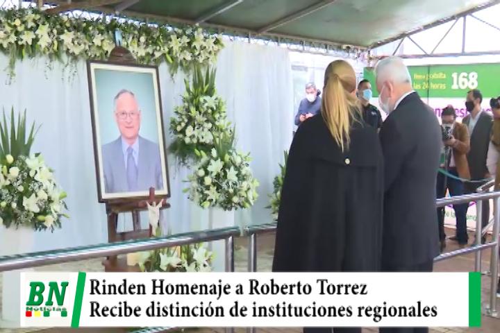 Lee más sobre el artículo Rinden Homenaje a Roberto Torrez y entregan reconocimientos, sus palabras ante Sesión de ALD