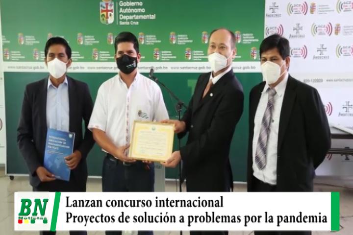 Lee más sobre el artículo Lanzan concurso internacional donde jóvenes podrán presentar proyectos de solución a problemas pandemia