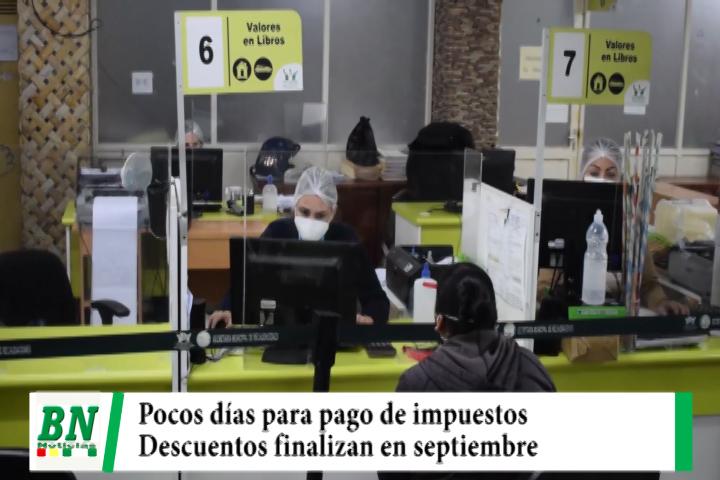 Lee más sobre el artículo Municipio recuerda que pago de impuestos con descuentos finalizan a fin de mes de septiembre