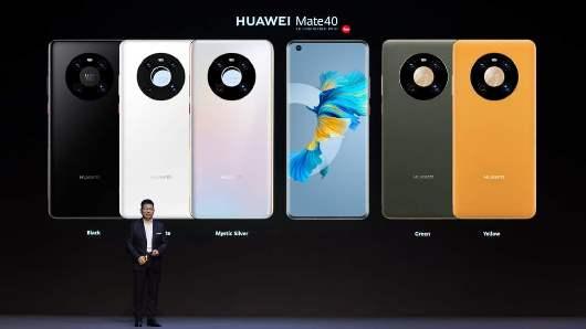 Lee más sobre el artículo Huawei mate 40, un salto hacia el futuro