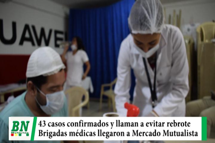 Lee más sobre el artículo Alerta coronavirus, 43 casos y piden mantener Bioseguridad para evitar rebrote, brigadas en el Mutualista