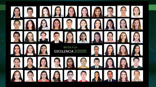 Lee más sobre el artículo UPSA distingue a estudiantes destacados  con Beca a la Excelencia