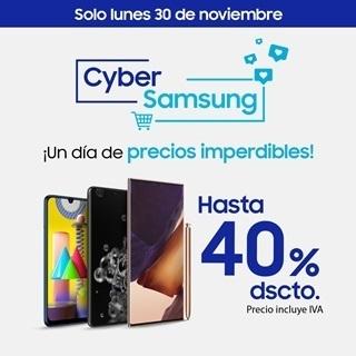 Lee más sobre el artículo Cyber Monday de Samsung llega con descuentos de hasta 40% en diferentes dispositivos