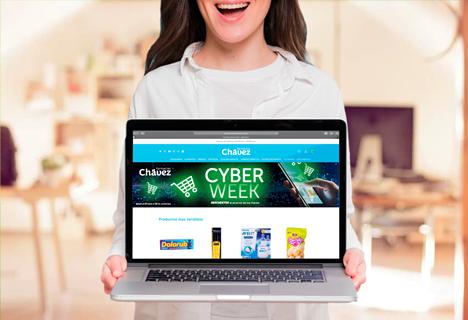 Lee más sobre el artículo Más de 200 productos tienen imperdibles descuentos de Cyber Week en Farmacias Chávez