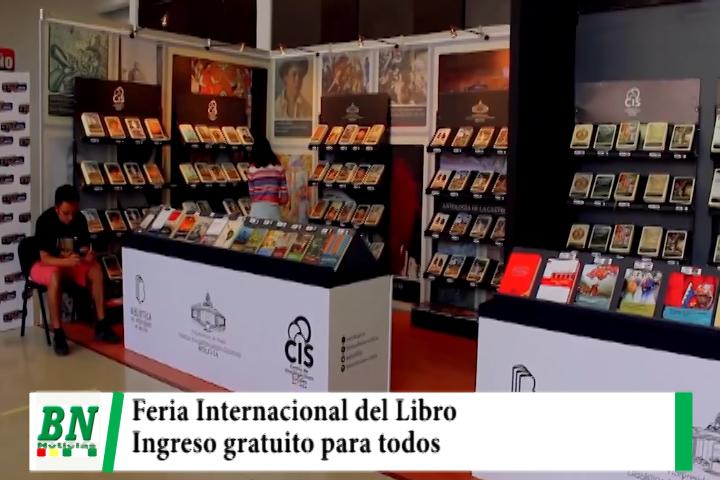 Lee más sobre el artículo Feria Internacional del Libro con ingreso gratuito cumpliendo bioseguridad, del 2 al 6 de diciembre