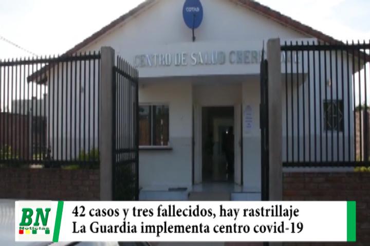 Lee más sobre el artículo Alerta coronavirus, 42 nuevos contagios y 3 fallecidos, continúan rastrillajes, La Guardia implementa centro