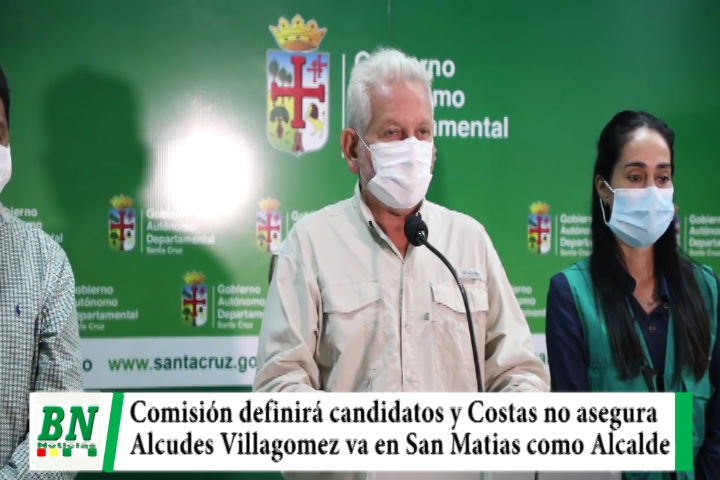 Lee más sobre el artículo Un comité definirá candidatos a Alcalde y Gobernador en Demócratas, Villagomez va en San Matias