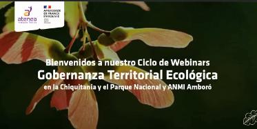 Lee más sobre el artículo Instituto Educativo Atenea presenta ciclo de webinars bajo cuatro pilares medioambientales