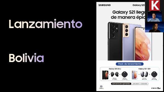 Lee más sobre el artículo Samsung anuncia la llegada de los nuevos Galaxy S21 y reafirma su liderazgo en tecnología