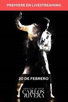 """Lee más sobre el artículo Carlos Rivera y """"Crónicas de una Guerra"""" la historia detrás de su tour más importante"""