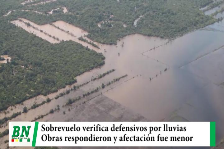 Lee más sobre el artículo Costas sobrevuela zonas afectadas por lluvias y asegura que defensivos respondieron y minimizaron daños