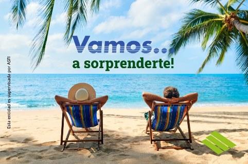 Lee más sobre el artículo Vamos, el programa del Banco Ganadero para regalar viajes a clientes con tarjeta de crédito