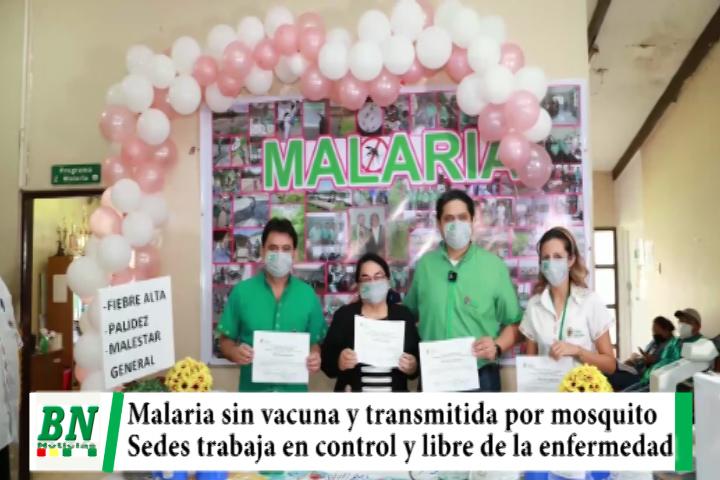 Lee más sobre el artículo Día de la malaria y recuerdan que no tiene vacuna, Sedes trabaja para que la región sea libre de la enfermedad