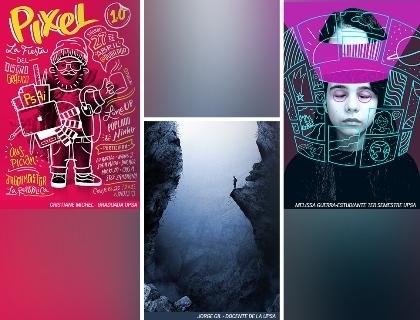 Lee más sobre el artículo Diseñadores UPSA entre  finalistas de Bienal del Cartel