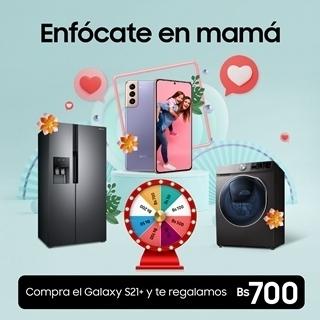 Lee más sobre el artículo Samsung consiente a las mamás con un regalo doble