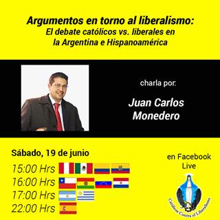 Lee más sobre el artículo Filósofo católico dará charla virtual contra el liberalismo