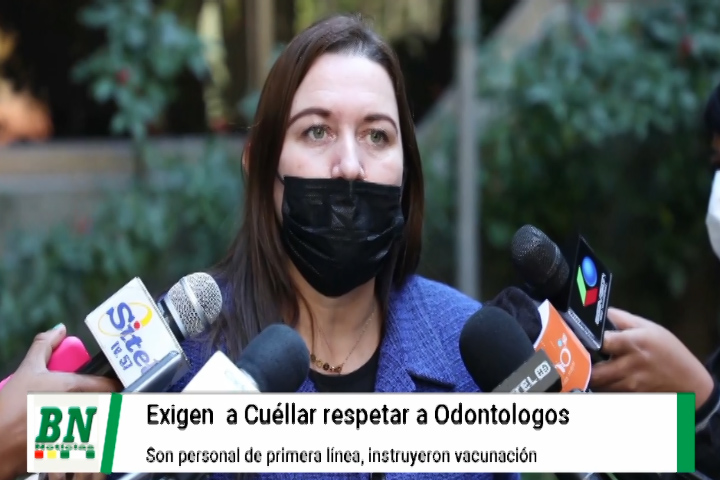 Lee más sobre el artículo Piden respeto a diputado Cuellar por calificativo contra odontólogos