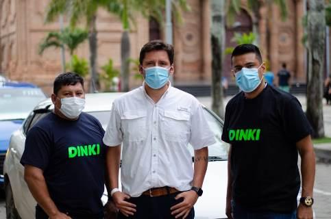 Lee más sobre el artículo Dinki incentiva la vacunación entre sus usuarioscon dos pasajes a Cancún y vales para la aplicación