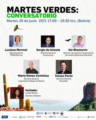 Lee más sobre el artículo Laboratorios Bagó de Bolivia S.A. afianza su compromiso medioambiental