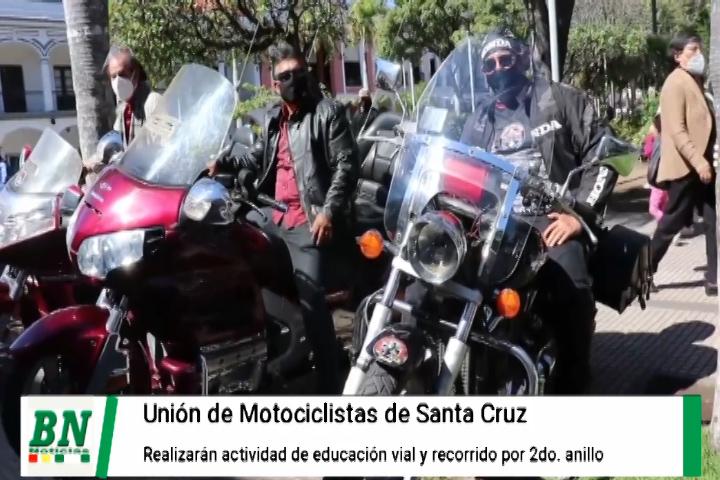 Lee más sobre el artículo Motociclistas de aniversario y realizarán educación vial y otras actividades