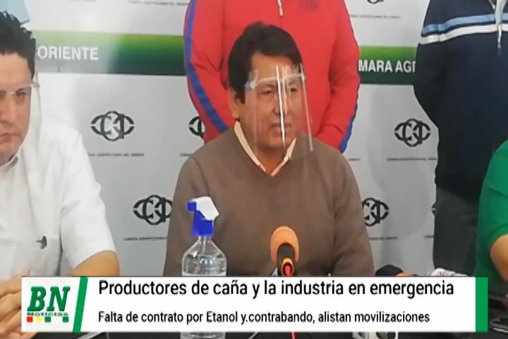 Lee más sobre el artículo Cañeros se declaran en emergencia por falta de contrato de venta de Etanol y piden reunión, preparan movilizaciones