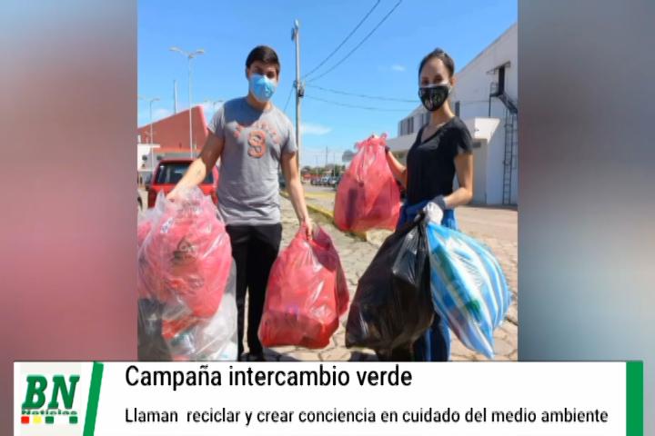 Lee más sobre el artículo Campaña en bien del medio ambiente busca concienciar a la población y reciclar diverso material
