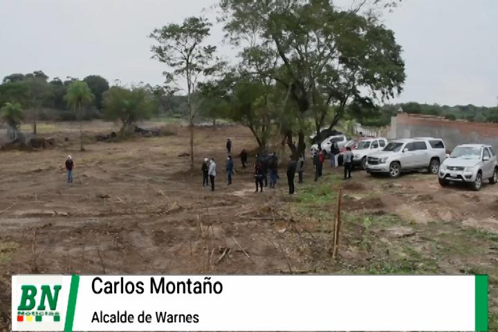 Lee más sobre el artículo Autoridades de Warnes verifican daños y avasallamiento en el cordón ecológico y piden castigo