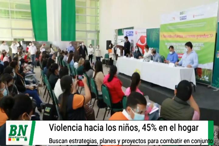Lee más sobre el artículo Autoridades preocupadas por violencia hacia los niños y adolescentes, Visión Mundial registra el 45% en el hogar