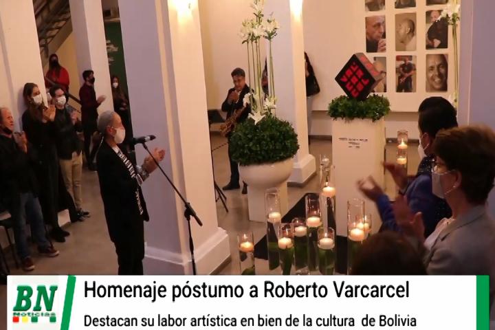 Lee más sobre el artículo Alcaldía rindió homenaje póstumo a Roberto Valcárcel, se destacó su trayectoria