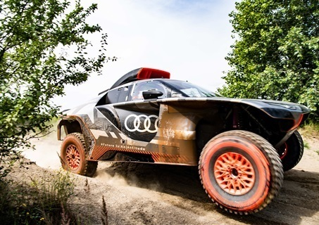 Lee más sobre el artículo Audi apuesta por competir en el Dakar 2022 con un auto eléctrico