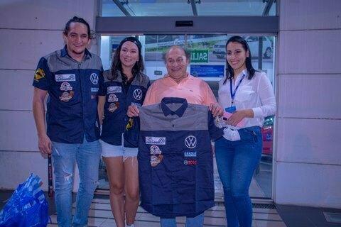 Lee más sobre el artículo HANSA apoya a los clubes oficiales de Volskwagen en todo el país.
