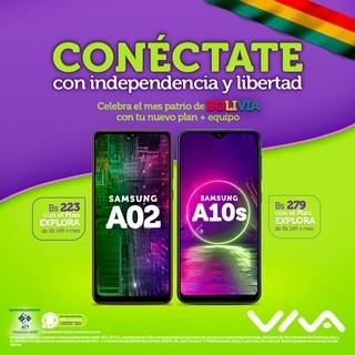 Lee más sobre el artículo VIVA celebra el mes patrio ofreciendo planes accesibles con celulares de oferta