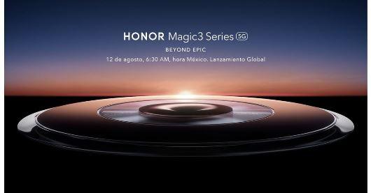 Lee más sobre el artículo HONOR lanza su dispositivoinsignia: la Serie HONOR Magic3