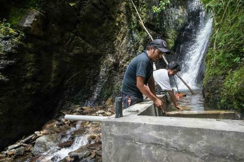 Lee más sobre el artículo Coca-Cola Latinoamérica continua con sus esfuerzos para lograr la seguridad hídrica para las comunidades en la región para el 2030