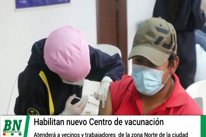 Lee más sobre el artículo Alerta coronavirus, Desescalada siguen en bajada y mayores no asisten a vacunarse, habilitan centro en zona norte