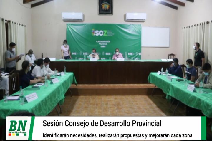 Lee más sobre el artículo Consejo de Desarrollo Provincial se crea y autoridades podrán presentar necesidades y  propuestas para mejorar regiones