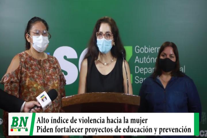 Lee más sobre el artículo Se registran altos índices de violencia hacia la mujer y piden fortalecer proyectos educativos y de prevención