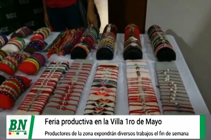 Lee más sobre el artículo Feria en la Villa 1ro de mayo mostrará trabajos de los pequeños  productores de la zona este fin de semana